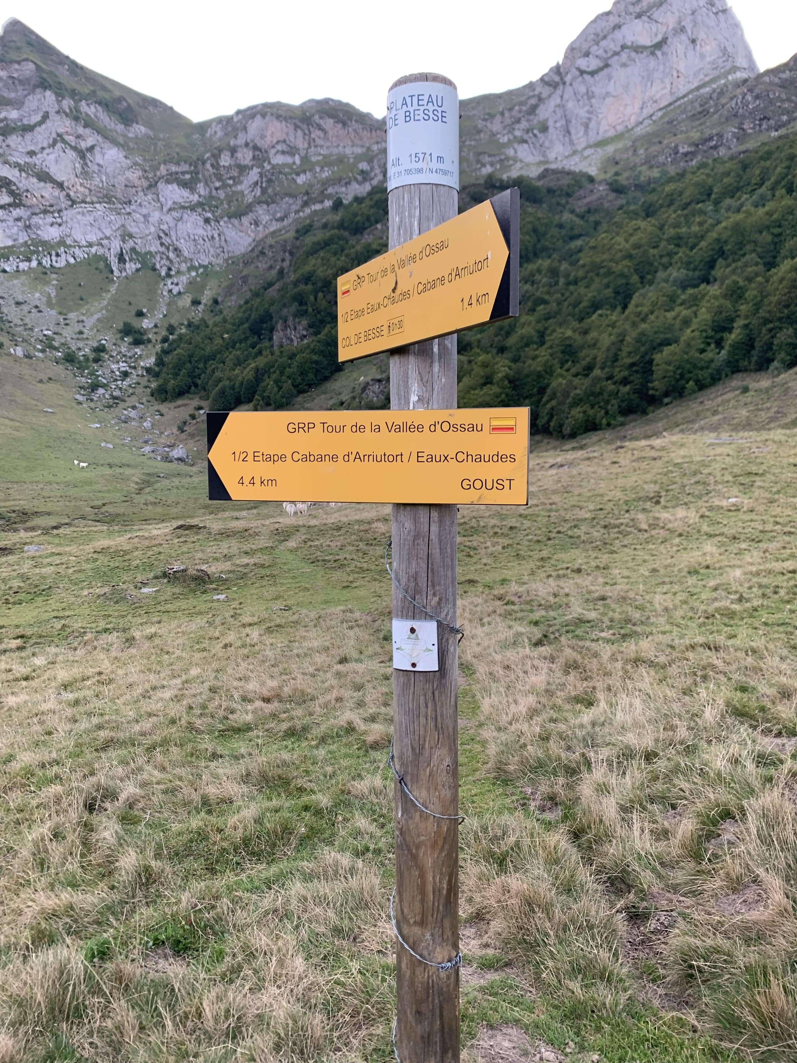 Vallée d'Ossau, Pyrénées