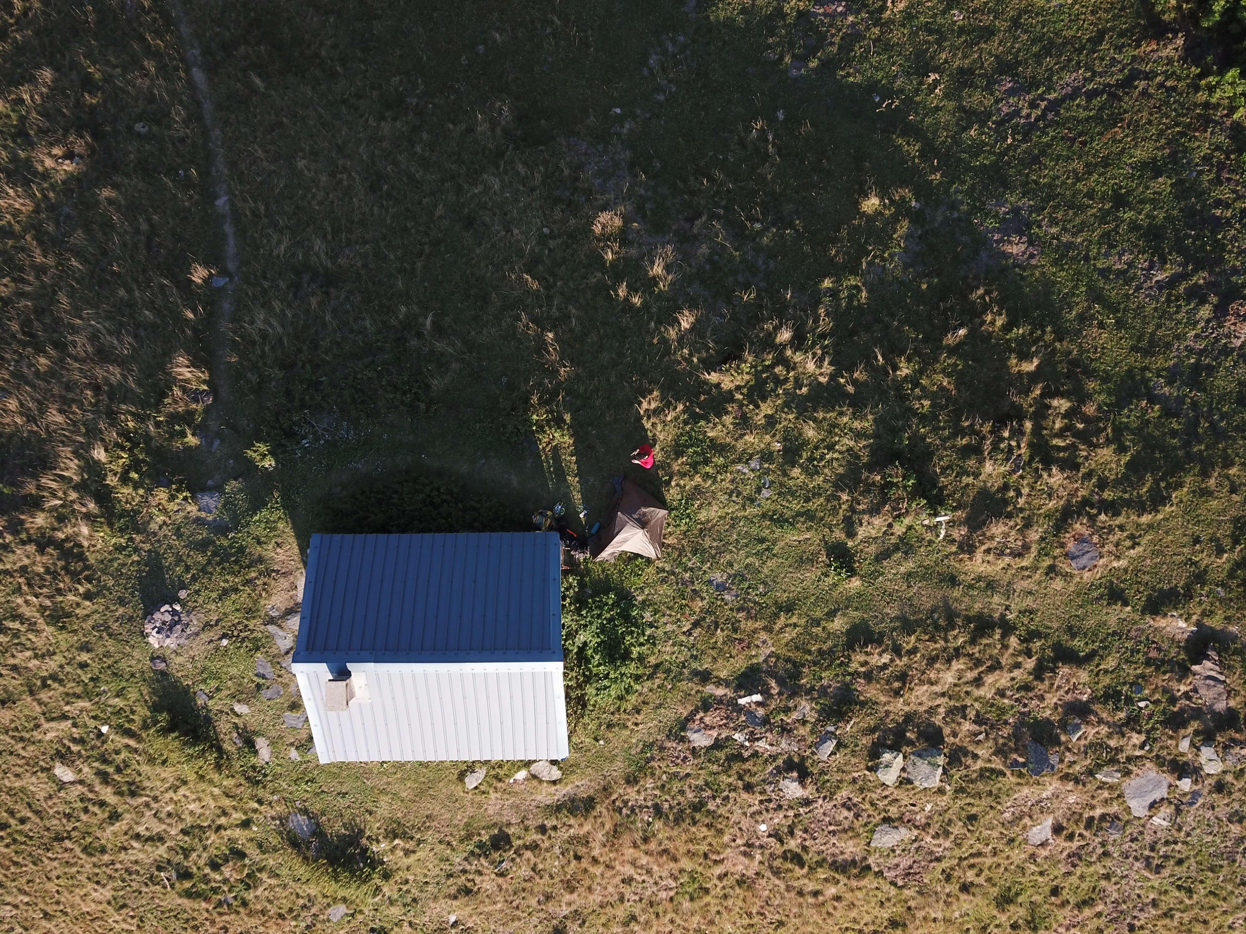 Drone cabin photo